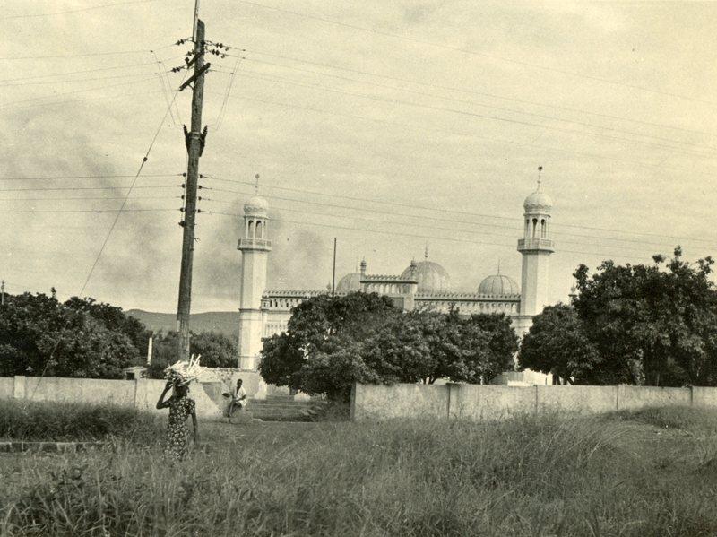 Jamia Mosque, 1951.jpg